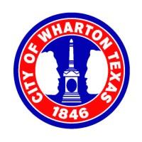 City of Wharton logo