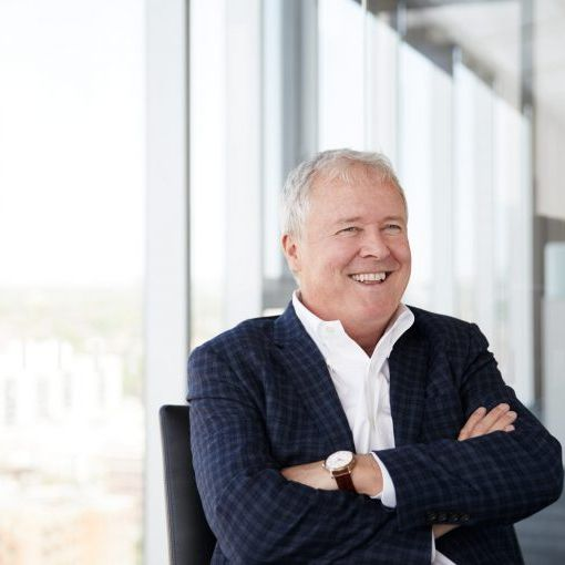 Profile photo of Tom Burns, EVP & Chief Operating Officer at Allied Properties REIT