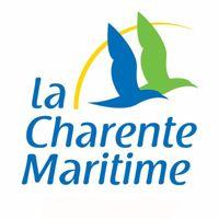 DEPARTEMENT DE LA CHARENTE-MARITIME logo
