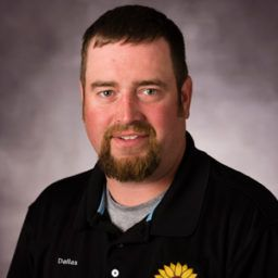 Profile photo of Dallas Zielke, Maintenance Division Manager at Kanza Cooperative Association