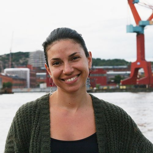 Maria Kougioumoutzi