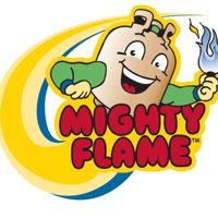 Mighty Flame logo