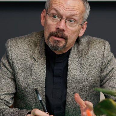 Profile photo of Edmund Caddy III, Director, International Design at M. Moser Associates