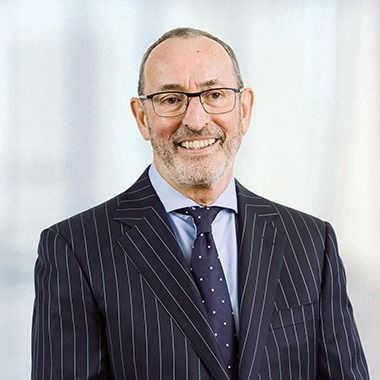 Profile photo of Sir Frank Chapman, Non – Executive Director at Rolls-Royce