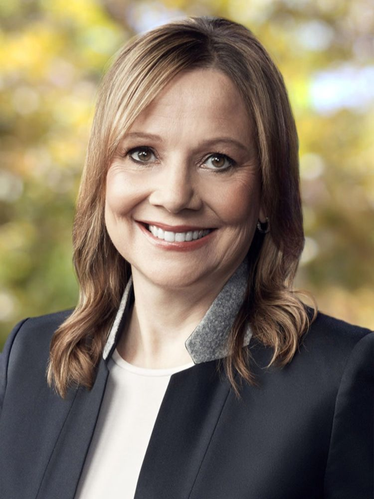 Mary T. Barra, General Motors Co. Chairman & CEO, Elected To The Walt Disney Company Board Of Directors