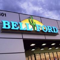 BELL FORD (THE BERGE GROUP) logo