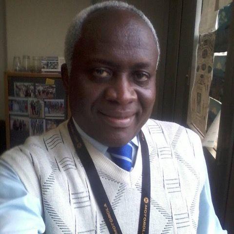 Ignatius Fon Echekiye