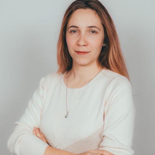 Irina Vyacheslavovna Bocharnikova