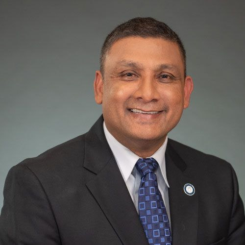 Profile photo of Gangaram Singh, Executive Vice President and Provost at National University