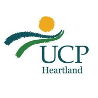 UNITED CEREBRAL PALSY HEARTLAND logo