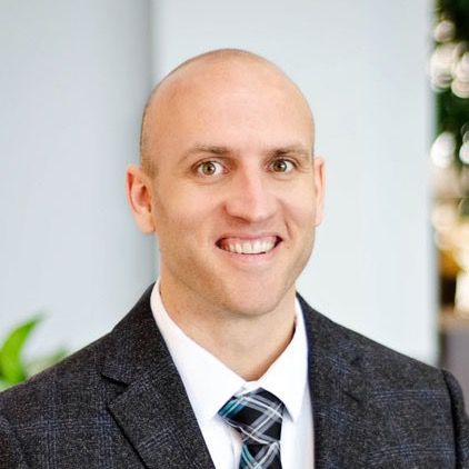 Profile photo of Adam Hostetter, EVP, Product & Marketing at HealthEquity