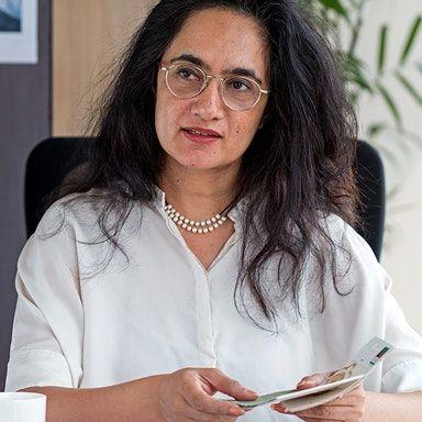 Profile photo of Sabina Reddy, Director at M. Moser Associates