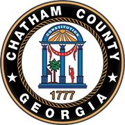Chatham County, GA Government logo