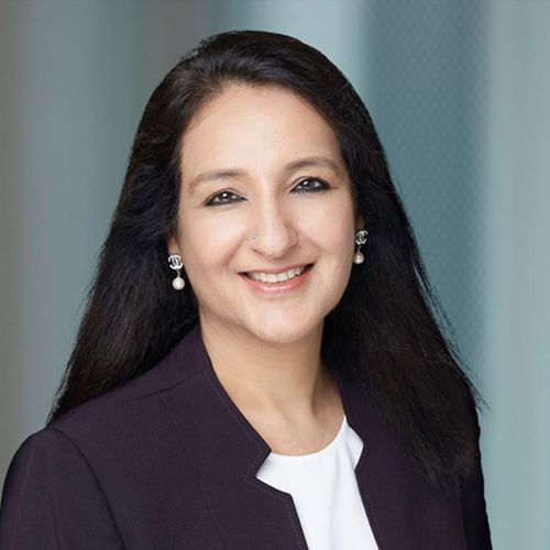 Profile photo of Hina Nagarajan, Managing Director & CEO, United Spirits Limited at Diageo