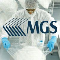 MGS Mfg. Group logo