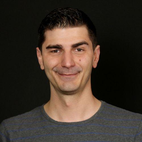 Profile photo of Eduard Zintz, Senior Developer at innosabi