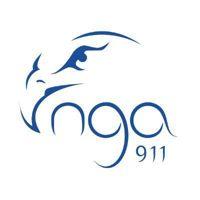NGA 911 logo