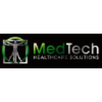 MedTech Healthcare Solutions logo