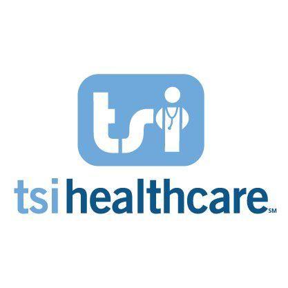 TSI Healthcare logo