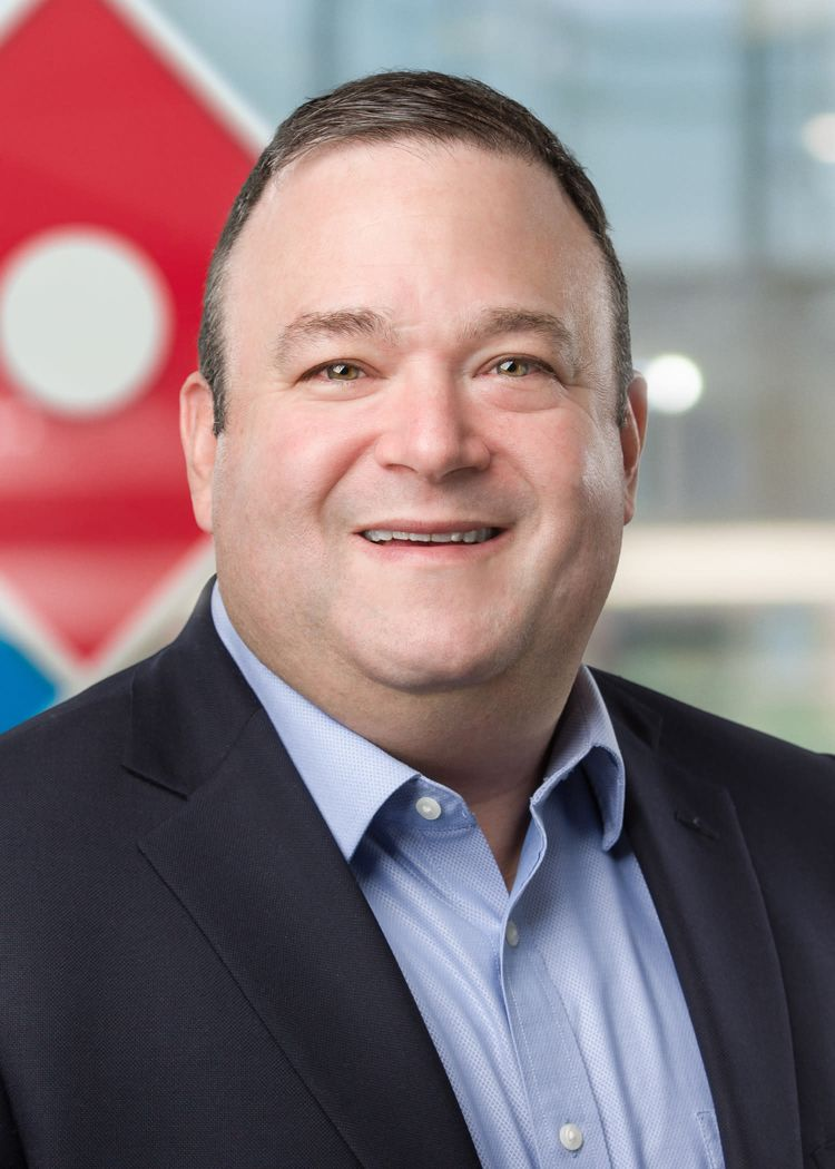 Domino's® Names Stu Levy as EVP - Chief Financial Officer