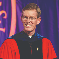 Profile photo of Philip L. Boroughs, President at College of the Holy Cross