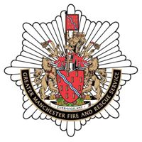 Greater Manchester Fire and Rescue Service logo