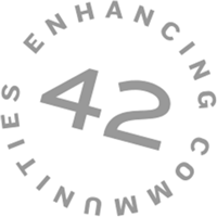 42 Real Estate logo