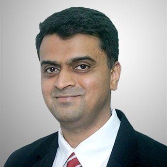 Profile photo of Deepal Shah, CFO at Allcargo Logistics