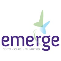 The Emerge Center logo