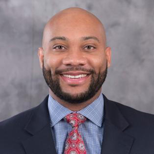 Profile photo of Cornelius Graves, Director of External Relations at Winston-Salem State University