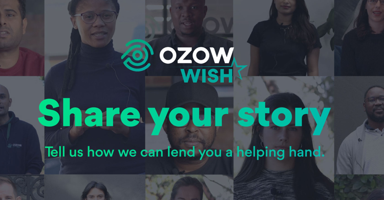Ozow uses power of crowdfunding to lend a helping hand