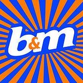 B&M European Retail Value Logo