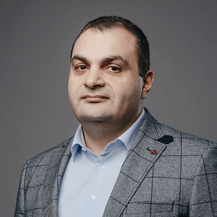 Profile photo of Arsen Yeghyan, Chief Trading Officer at Digitain