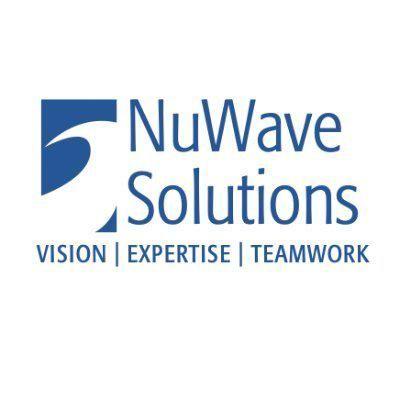 NuWave Solutions logo