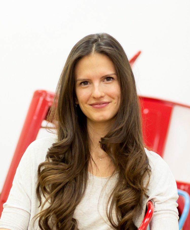 Maria Pereda Ehrlich joins The Org's Growth Team