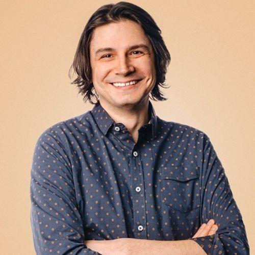 Profile photo of Michael DiGiacomo, SVP & Art Director at BerlinRosen
