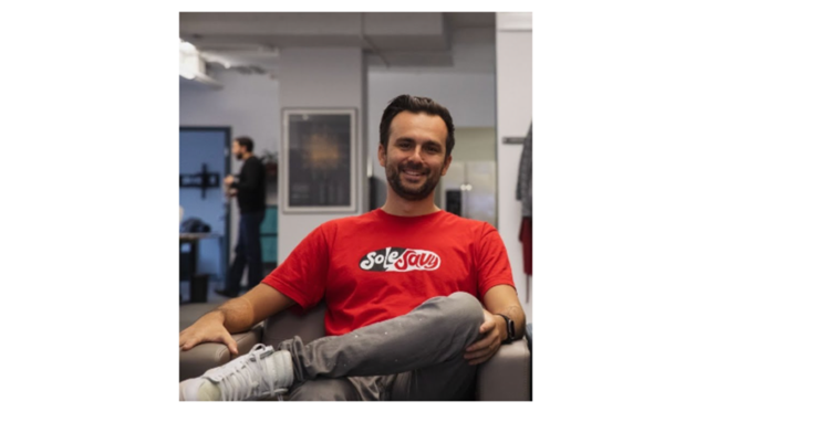 Get to Know SoleSavy's Co-Founder and CEO: Dejan Pralica