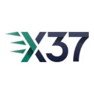 X37 logo