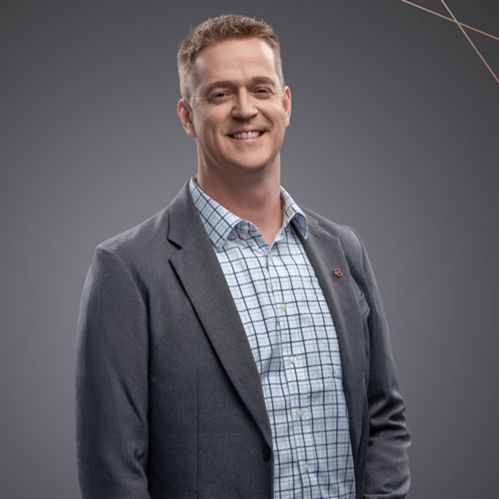 Profile photo of Chad Harrison, Product Line Management at Byton
