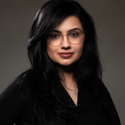 Profile photo of Nushmia Khokhar, Chief Medical Officer at Umoja Biopharma