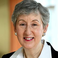 Profile photo of Marie T. Nolan, Interim Dean of the School of Nursing at Johns Hopkins University