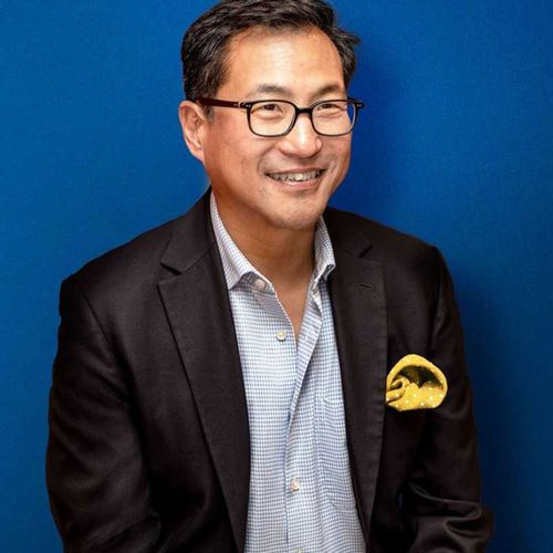 Profile photo of Luyen Chou, Chief Learning Officer at 2U