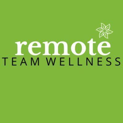 Remote Team Wellness logo