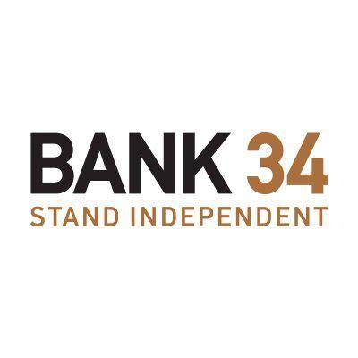 Bank 34 Logo