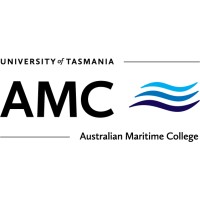 Australian Maritime College logo