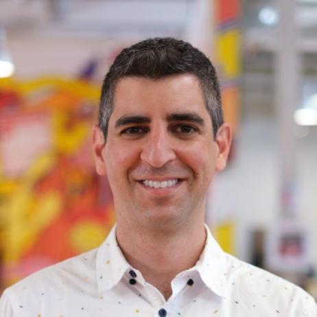 Profile photo of Yuval Borochov, Senior Project Director at RIOS