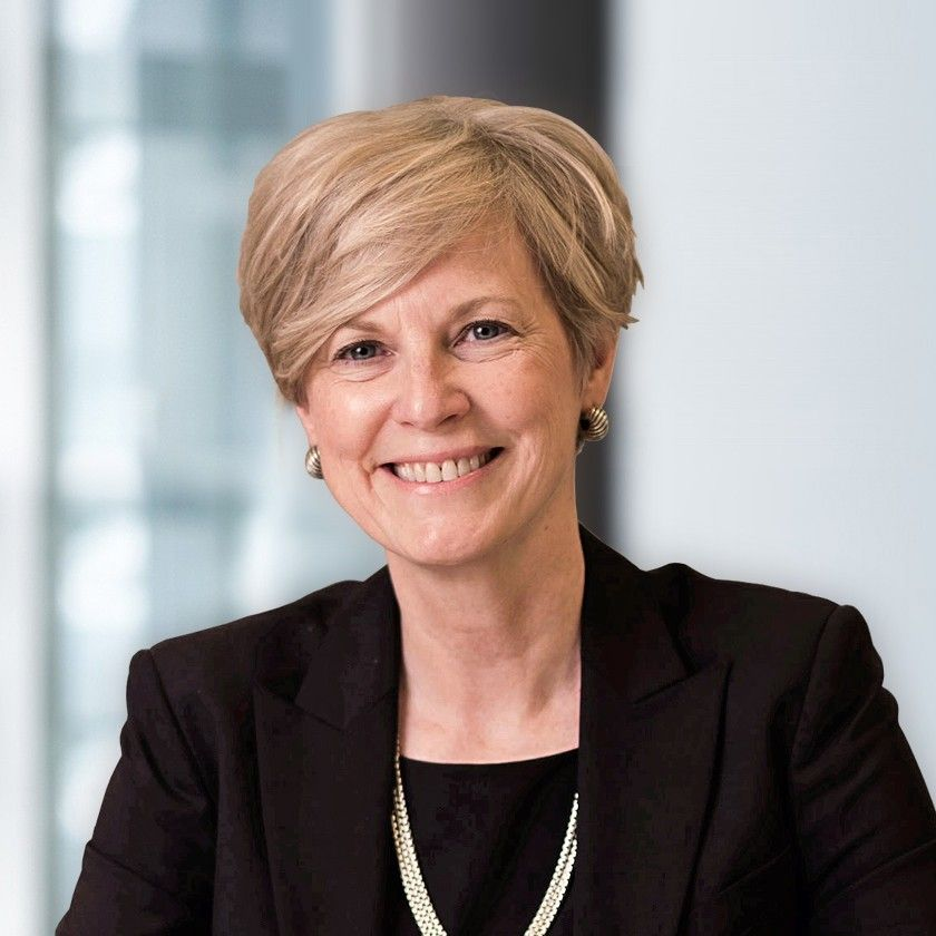 Profile photo of Suzanne Wood, Independent Non Executive Director at Ferguson Enterprises