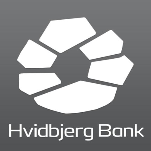 Hvidbjerg Bank Logo