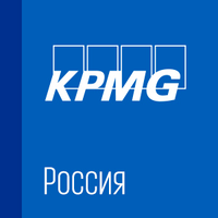 KPMG Russia and the CIS logo
