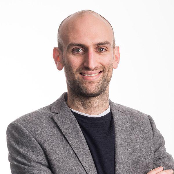 Profile photo of Aaron Asadi, Senior Vice President, Tech, Games & Entertainment at Future